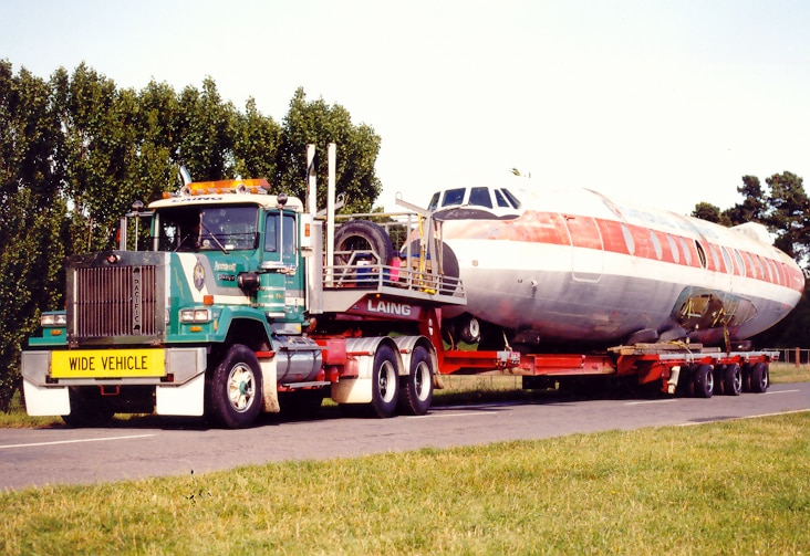 Historical plane 5